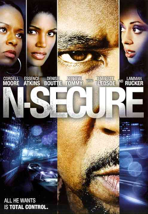 N SECURE BY MOORE,CORDELL (DVD)